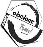 Asmodee ASMD0035 Abalone Travel (redesigned), Mehrfarbig, bunt, schwarz,...