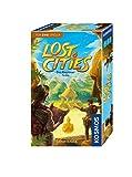 KOSMOS 711429 - Lost Cities - Das Abenteuer to go, Abenteuerspiel ab 2...