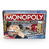 Monopoly für schlechte Verlierer Brettspiel ab 8 Jahren – Das Spiel, bei...