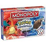 Monopoly Pokemon Kartenspiel Brettspiel, Pokemon Monopoly Familie...