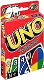 Mattel Games W2087 - UNO Kartenspiel und Gesellschaftspiel, geeignet für 2...