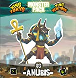 Huch & Friends 515323 Monster Pack-Anubis, Mehrfarbig
