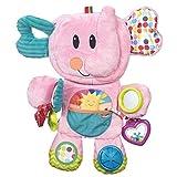 Playskool Entdeckerspaß Elefant, Stoffspielzeug für Babys in der...