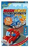 ThinkFun 76369 - MBS Rush Hour - Das geniale Stauspiel im Mitbring-Format