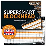 DENKRIESEN - SUPER-SMART-Blockhead - 'Intelligence is Relative' - Stadt...