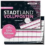 DENKRIESEN - Stadt Land VOLLPFOSTEN - Girls Edition - Stadt Land FLUSS FÜR...