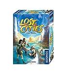 KOSMOS 690335 Lost Cities - Unter Rivalen, Abenteuerspiel für 2 - 4...