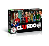 Winning Moves 10685 Cluedo The Big Bang Theory - Das beliebteste...
