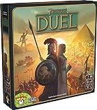 Asmodee 7 Wonders Duel - Grundspiel, Strategiespiel, 2 Spieler, Deutsch