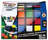 ThinkFun Rubik's Cage, Original Rubik's Familienspiel, Tic Tac Toe im 3D...