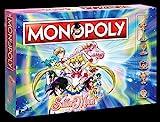 MONOPOLY Sailor Moon – der ultimative Fanartikel zur Serie (Brettspiel ab...