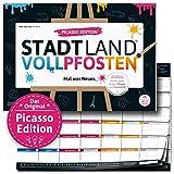 DENKRIESEN - Stadt Land VOLLPFOSTEN - Picasso Edition - 'Mal Stadt Land...