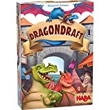 HABA 305886 - Dragondraft, Kartenspiel für Kinder ab 8 Jahren, für 2-4...