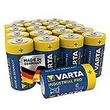 VARTA Industrial Batterie C Baby Alkaline Batterien LR14 - 20er Pack, Made...