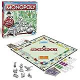Monopoly Classic, Gesellschaftsspiel für Erwachsene & Kinder,...