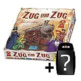 Zug um Zug - Grundspiel - Original | DEUTSCH | Spiel des Jahres 2004 | Set...