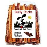 Downtown Pet Supply 6' Bully Sticks - Freien Bereich Standard Regelmäßige...