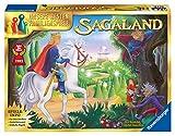 Ravensburger Familienspiel Sagaland, Gesellschaftsspiel für Kinder und...