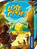 KOSMOS 691189 - Lost Cities - Auf Schatzsuche, spannendes Würfelspiel für...