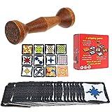 Outtybrave Jungle Speed Spiel Karten für Party Familie Spaß Greifkarten...