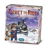 Asmodee- Ticket to Ride Nordische Länder Italienische Ausgabe 8512