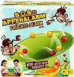 Mattel Games GDJ90 - S.O.S. Affenalarm Früchte-Alarm, Kinderspiele und...