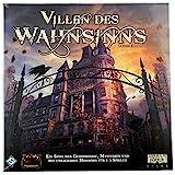 Asmodee Villen des Wahnsinns 2. Edition - Grundspiel 2020, Dungeon Crwaler,...