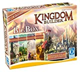 Queen Games 10363 - Kingdom Builder Big Box 2nd Edition - Basisspiel mit...