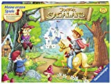 Ravensburger 21372 - Junior Sagaland - Kinderspiel, Junior Edition des...