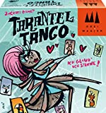 Schmidt Spiele 40851 Tarantel Tango, Drei Magier Kartenspiel