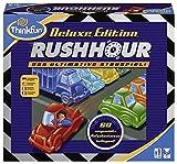 ThinkFun 76305 - Rush Hour - Das bekannte Stau-Spiel in der Deluxe Edition...