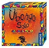Kosmos FKS6942030 694203 Ubongo Solo, 1 Spieler 45 Legeteile 546 Level,...