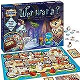 Ravensburger Kinderspiel Wer war's, Gesellschafts- und Familienspiel, für...