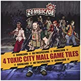 Guillotine Games Zombicide: Toxic City Mall Tiles' Expansion