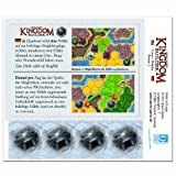 Queen Games 61027 - Kingdom Builder Erweiterungsmodul 2: Höhle