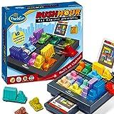 ThinkFun Rush Hour, Logik- und Strategiespiel, für Kinder und Erwachsene,...