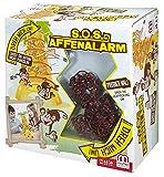 Mattel Games 52563 - S.O.S. Affenalarm Kinderspiel geeignet für 2 - 4...