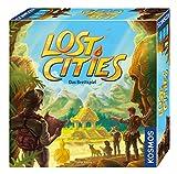 KOSMOS 694128 Lost Cities – Auf Schatzsuche, Die Expedition ins...