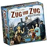 Days of Wonder DOW0003 - Zug um Zug Weltreise, Brettspiel