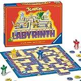 Ravensburger 21210 - Junior Labyrinth - Familienklassiker für die Kleinen,...