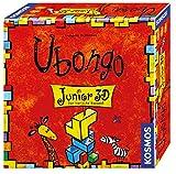 Kosmos 697747 - Ubongo 3-D Junior, Der tierische Bauspaß, rasantes...