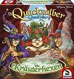 Schmidt Spiele 49358 Die Quacksalber von Quedlinburg Die Kräuterhexen,...