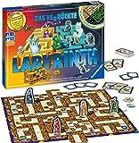 Ravensburger 26687 - Labyrinth Glow in the dark - Familienklassiker mit...