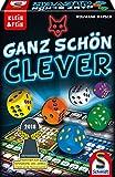 Schmidt Spiele 49340 Ganz Schön Clever, Würfelspiel aus der Serie Klein &...