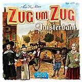 Asmodee Days of Wonder DOWD0021 Zug um Zug: Amsterdam, Familien-Spiel,...