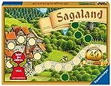 Ravensburger Spiele 27040 40 Jahre Sagaland 27040-Sagaland...