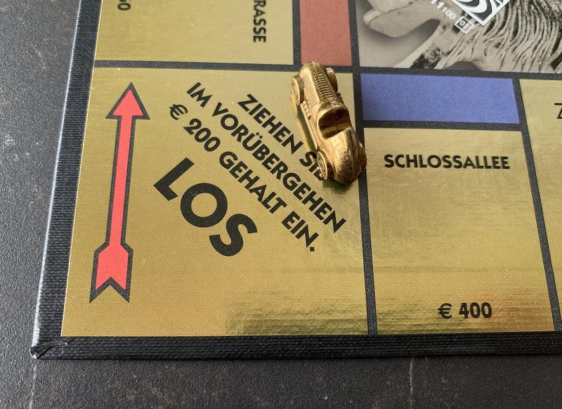 Monopoly Zusatzsteuer