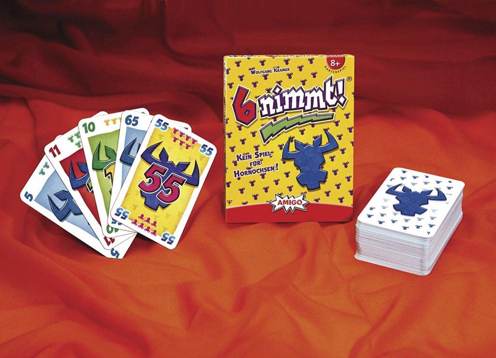 6 nimmt Spielkarten