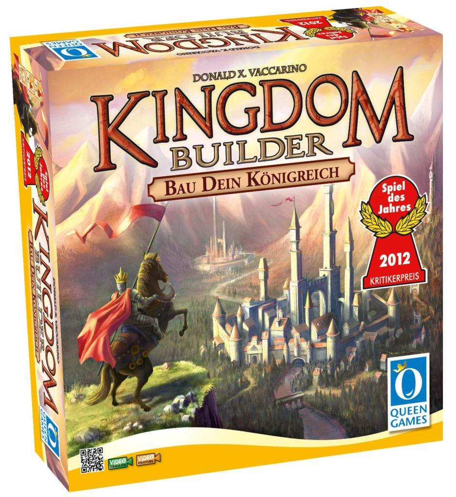 Kingdom Builder Verpackung