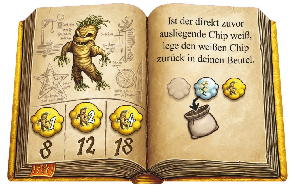 Die Quacksalber von Quedlinburg: Zaubertränke